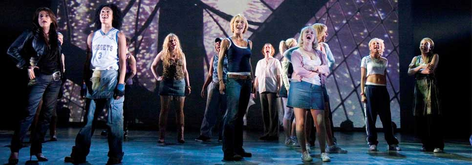 Bad Girls The Musical (Garrick Theatre):