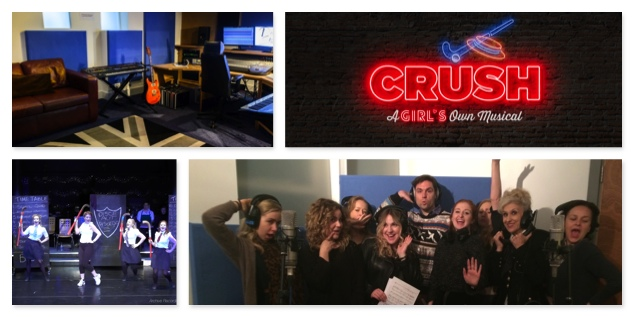 Crush Workshop - Studio Recordings