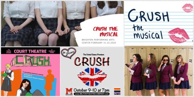 Crush - Schools, Youth and Amateur Productions